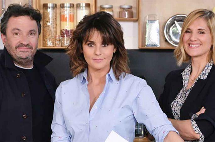"""""""À table ! Mangez sain, dépensez moins"""" avec Faustine Bollaert & Yves Candeborde le 14 mai sur France 2"""