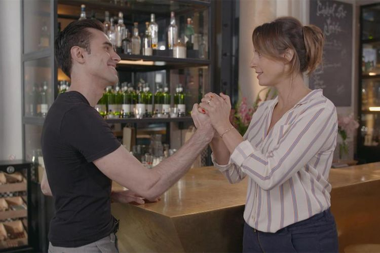 """1ères images de """"Mon admirateur secret"""" avec Julia Vignali ce soir sur M6 (vidéo)"""