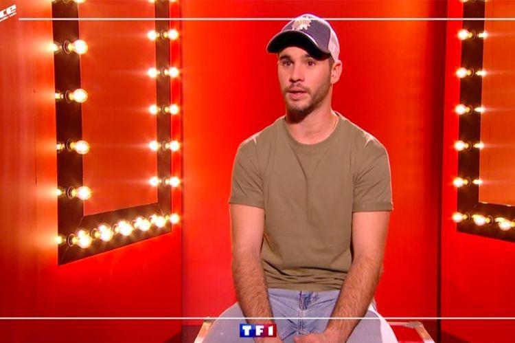 """""""The Voice"""" : découvrez Antony Trice, un talent qui va vous émouvoir samedi sur TF1 (vidéo)"""