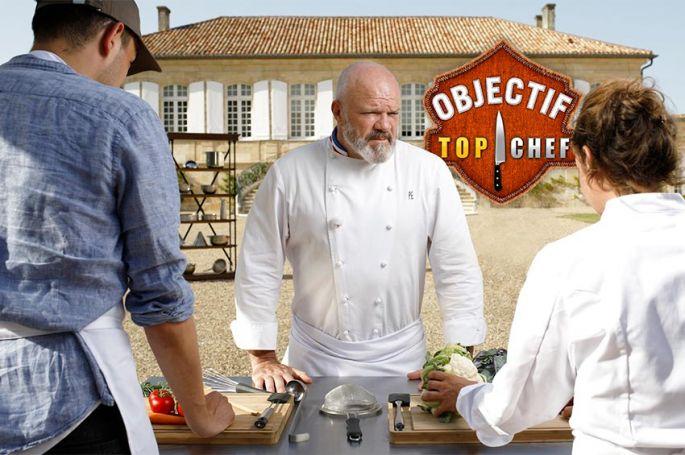 """""""Tous en cuisine"""" cède sa place à """"Objectif Top Chef"""" dès 12 octobre sur M6 avec Philippe Etchebest"""