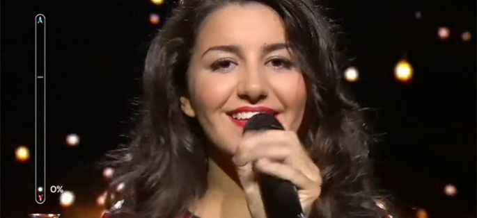 "Replay ""Rising Star"" : Anne-Sophie Terschan interprète « Respect » d'Aretha Franklin (vidéo)"