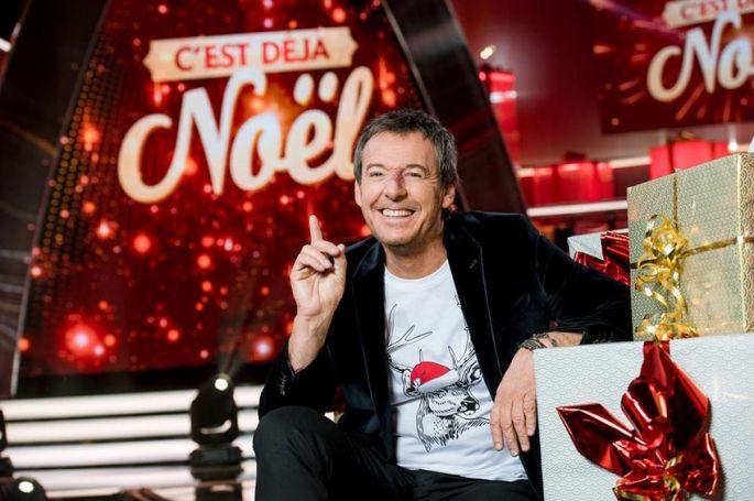 """""""C'est déjà Noël"""" Jean-Luc Reichmann nous parle de son nouveau jeu sur TF1 le 3 décembre"""
