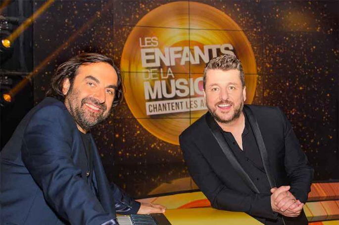 """France 3 lance """"Les enfants de la musique"""" : spéciale années 80 le 17 mai, les invités"""