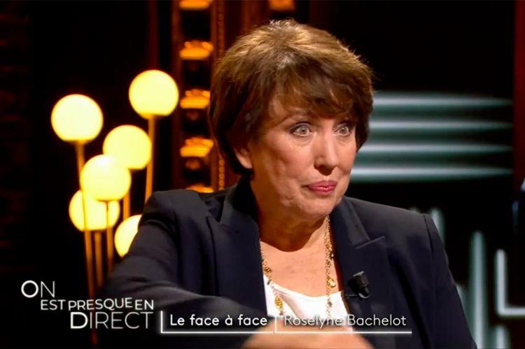 """Replay """"On est en direct"""" : Roselyne Bachelot, le face à face avec Laurent Ruquier (vidéo)"""