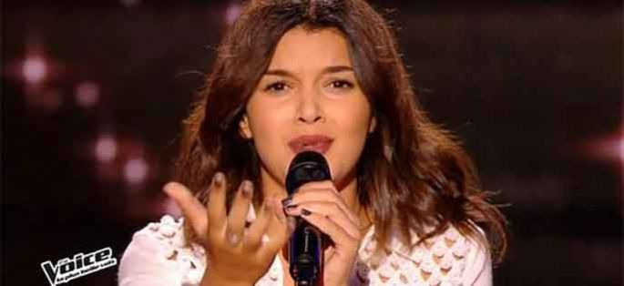 "Replay ""The Voice"" : Sirine chante « Comme toi » de Jean-Jacques Goldman (vidéo)"