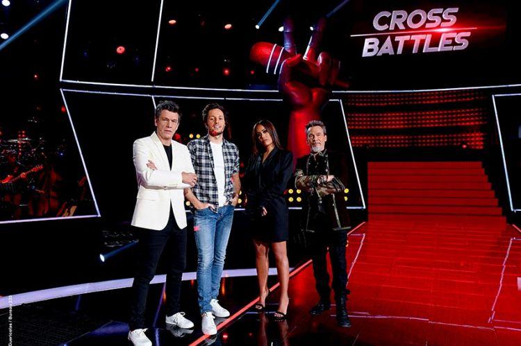 """""""The Voice"""" : les Cross-Battles, nouvelle étape à découvrir le 1er mai sur TF1"""