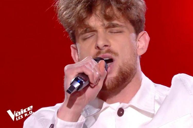 """Replay """"The Voice"""" : Owlite chante « Du côté de chez Swann » de Dave (vidéo)"""