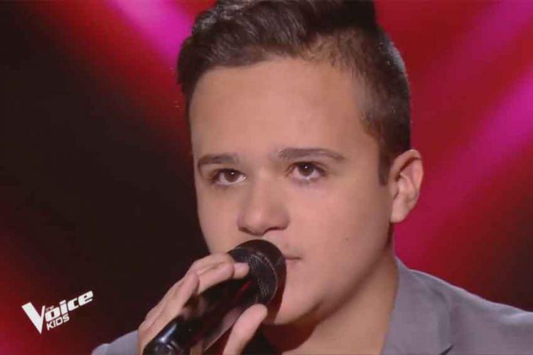 "Replay ""The Voice Kids"" : Mathias chante « In my blood » de Shawn Mendes (vidéo)"