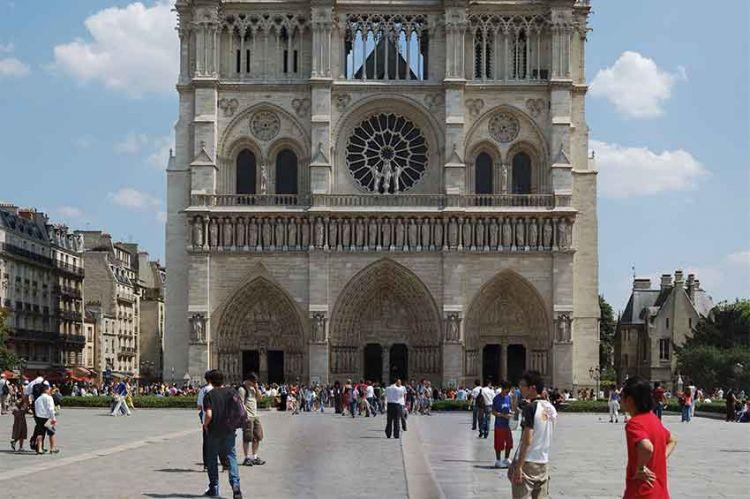 « Notre-dame de Paris » : document inédit de Gédéon et Jules Naudet mardi 13 avril sur TMC (vidéo)