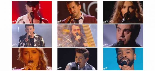 "Replay ""The Voice"" samedi 28 avril : les 12 prestations du quart de finale en direct (vidéo)"