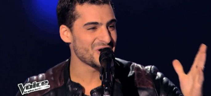 "Replay ""The Voice"" : Jérémy Ichou interprète « The man Who Can't Be Moved » de The Script (vidéo)"