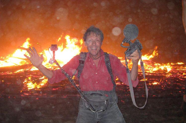 """""""J'irai dormir au Burning Man"""" avec Antoine de Maximy, lundi 6 juillet sur France 5"""