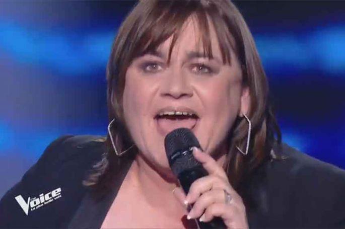 """Replay """"The Voice"""" : Virginie chante « This is me » de Keala Settle (vidéo)"""
