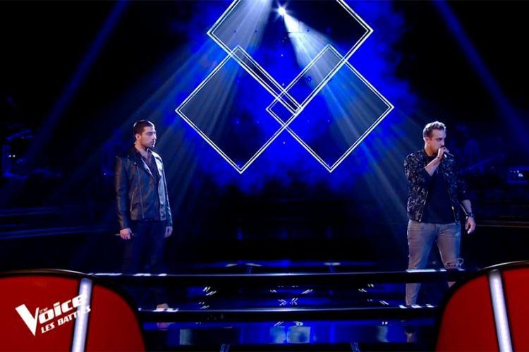 """Replay """"The Voice"""" : Emmanuel Obre et Enzo S chantent « Who wants to live forever » de Queen (vidéo)"""