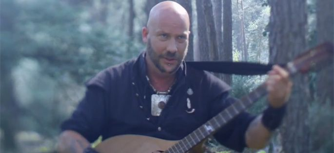 "Vidéo ""The Voice"" : Luc Arbogast sort son album, regardez le clip « Nausicaa  » le premier single"