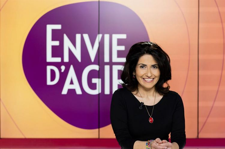 """""""Envie d'agir"""" de retour sur C8 le dimanche à 09:00 avec Jaleh Bradea dès le 17 octobre"""