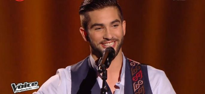 "Replay ""The Voice"" : Kendji interprète « Ma Philosophie » d'Amel Bent (vidéo)"