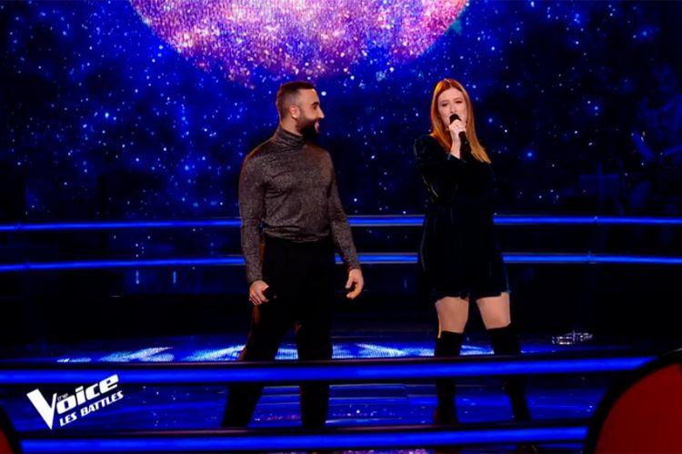 "Replay ""The Voice"" :  Margau & Matteo chantent « Ce rêve bleu » de BO d'Aladdin (vidéo)"