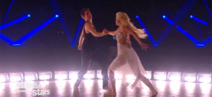 "Replay ""Danse avec les stars"" : Brian Joubert sur « Everybreath you take » de Police (vidéo)"