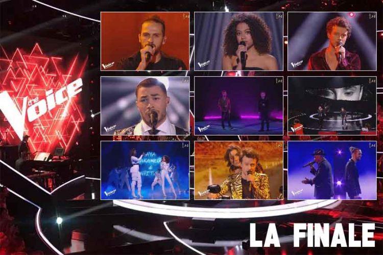 """Replay """"The Voice"""" jeudi 6 juin : toutes les prestations de la finale en direct sur TF1 (vidéo)"""