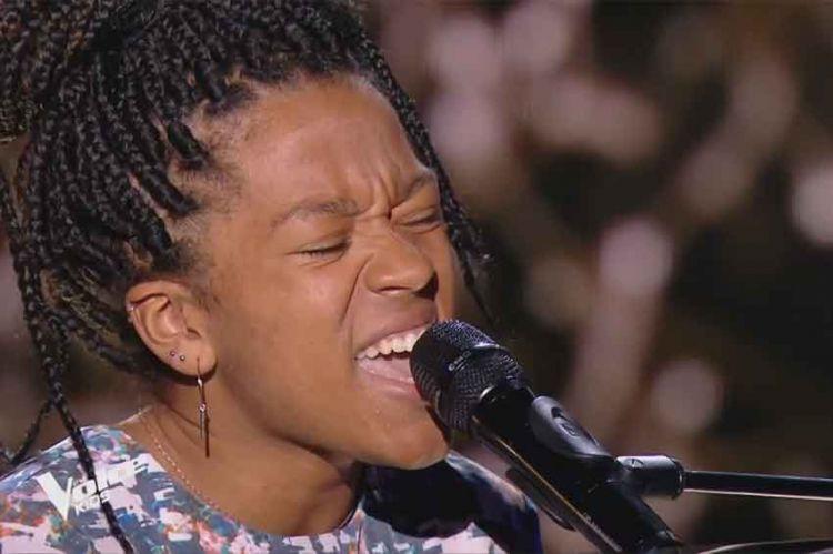 """Replay """"The Voice Kids"""" : Fannie chante « A change is gonna come » de Sam Cooke (vidéo)"""