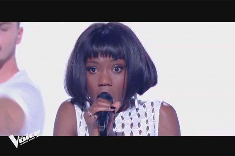 """Replay """"The Voice"""" : London Loko chante « Sally » de Carmel (vidéo)"""
