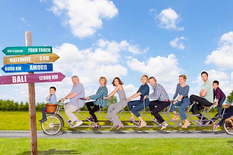 """""""En famille"""" : prime « Au bout de leurs rêves » avec les Le Kervelec, le 1er septembre sur M6"""