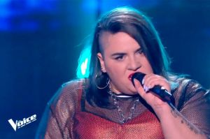 "Replay ""The Voice"" : Melba chante « Toxic » de Britney Spears (vidéo)"