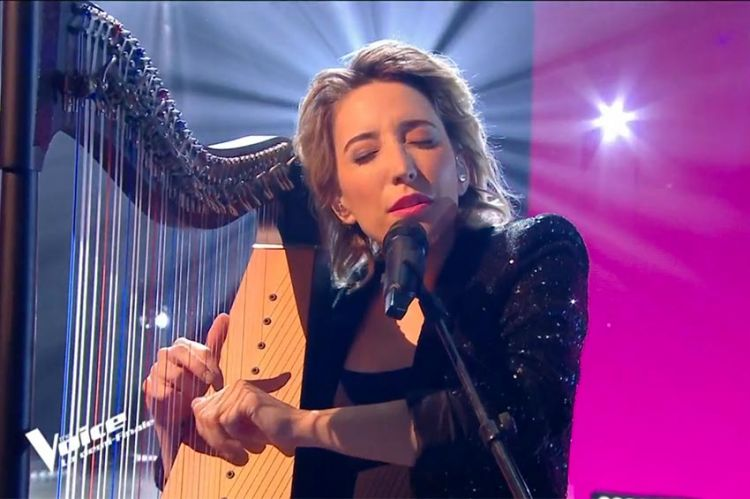 """Replay """"The Voice"""" : Gustine chante « Wicked Game » de Chris Isaak (vidéo)"""