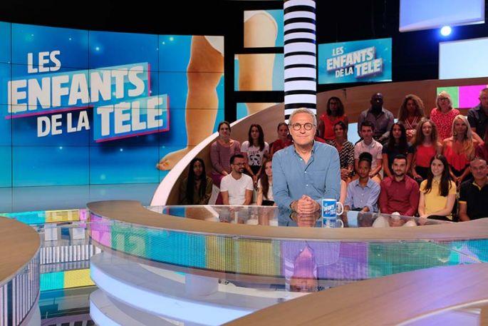 """""""Les enfants de la Télé"""" : dimanche 17 février, les invités de Laurent Ruquier sur France 2"""