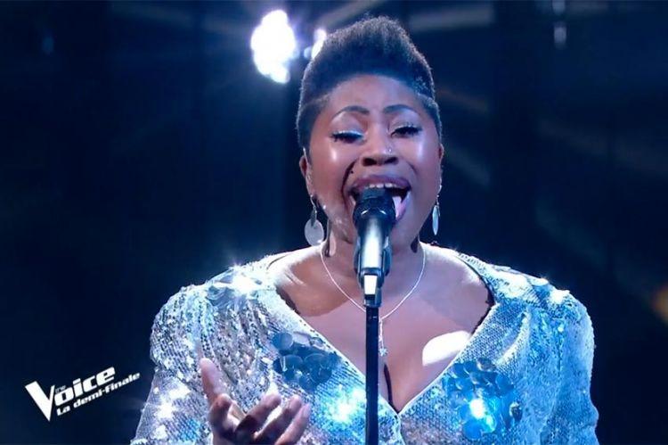 "Replay ""The Voice"" : Verushka chante « I will survive » de Gloria Gaynor (vidéo)"