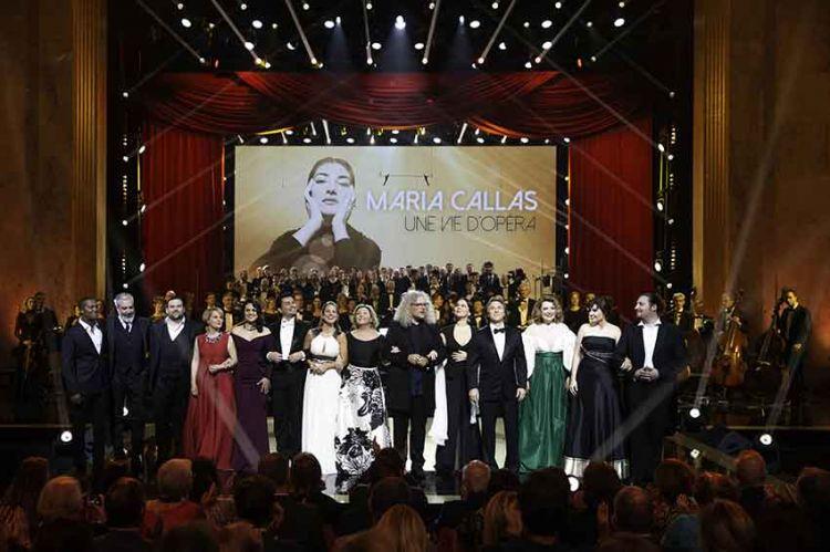 """""""Maria Callas, une vie d'opéra"""" mercredi 26 décembre à 21:00 sur France 3"""