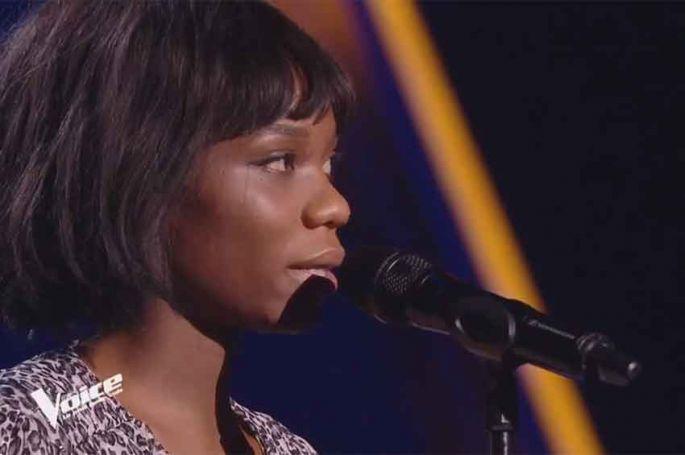 "Replay ""The Voice"" : London Loko chante « Smile » de Lily Allen (vidéo)"