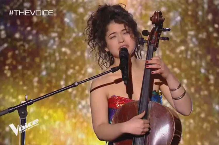 "Replay ""The Voice"" : Ana Carla chante « Diamonds » de Rihanna (vidéo)"