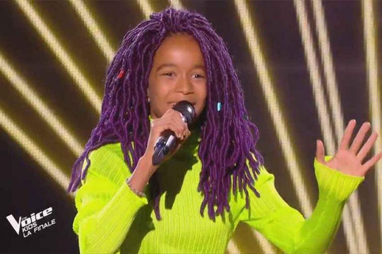 "Replay ""The Voice Kids"" : Talima chante « Happy » de Pharrell Williams (vidéo)"