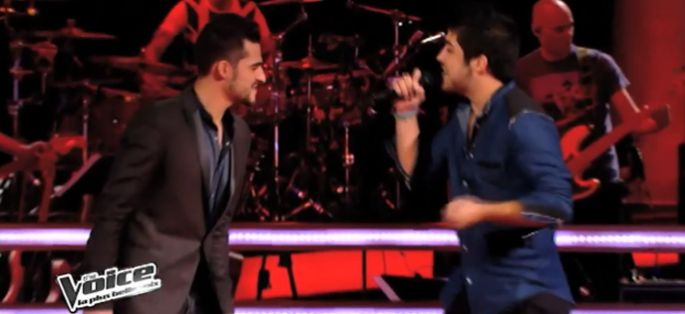 "Replay ""The Voice"" : la battle Jérémy Ichou / Bruno Moreno sur « Pinball Wizard » de The Who (vidéo)"