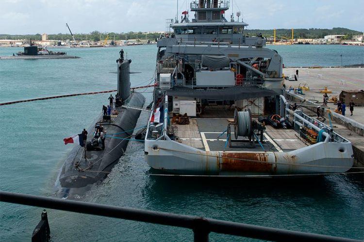 « Traque en eaux profondes à bord d'un sous-marin nucléaire français », jeudi 15 avril sur M6 (vidéo)