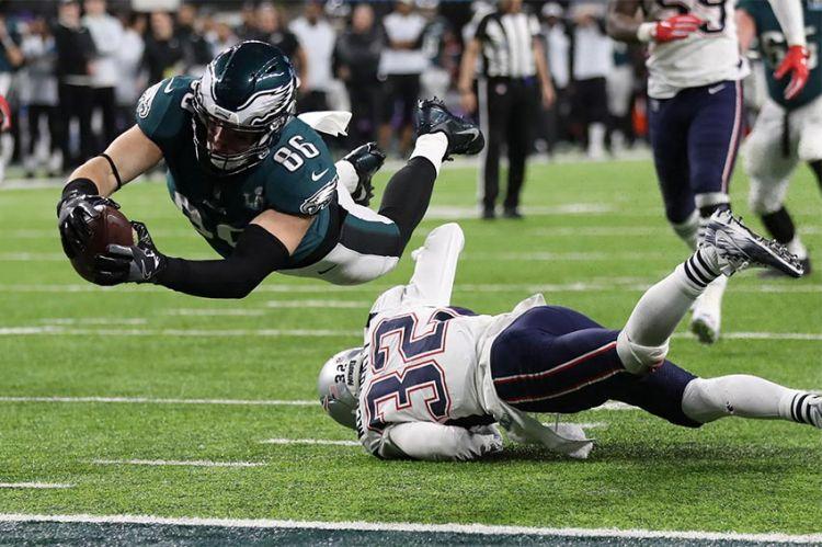 Le Groupe TF1 aquiert les droits de diffusion du Super Bowl 2019