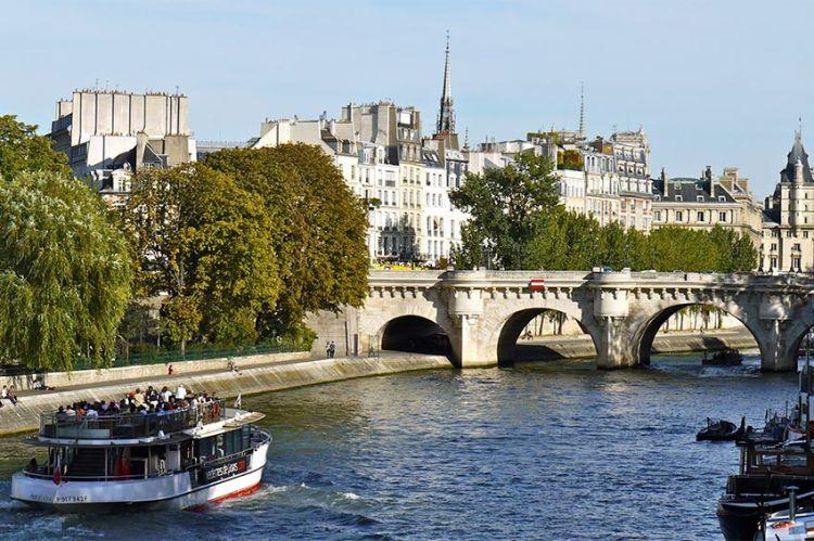 """Grands Reportages - « Tous en """"Seine"""" : Histoires d'eau », samedi 3 octobre sur TF1"""