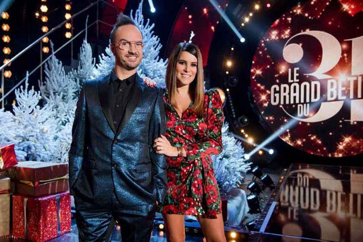 """""""Le grand bêtisier du 31"""" : les invités de Karine Ferri & Jarry le 31 décembre sur TF1"""