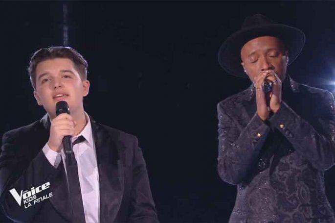 "Replay ""The Voice Kids"" : Soprano & Philippe « Tu es mon autre » de Lara Fabian et Maurane (vidéo)"