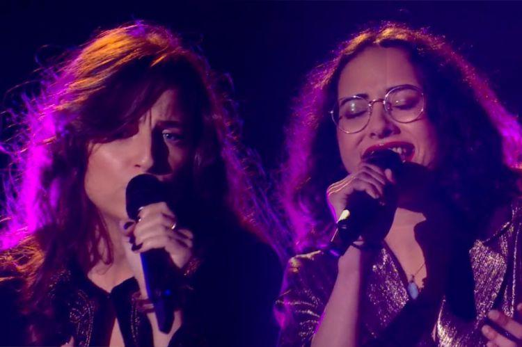 """""""The Voice"""" : TF1 dévoile la Battle entre Marghe & Chiara sur « Natural Woman » d'Aretha Franklin (vidéo)"""