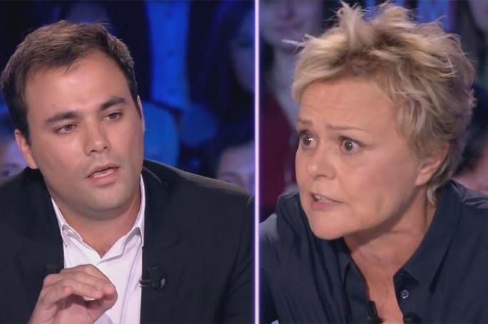"""Regardez le clash entre Muriel Robin & Charles Consigny dans """"On n'est pas couché"""" samedi sur France 2 (vidéo)"""