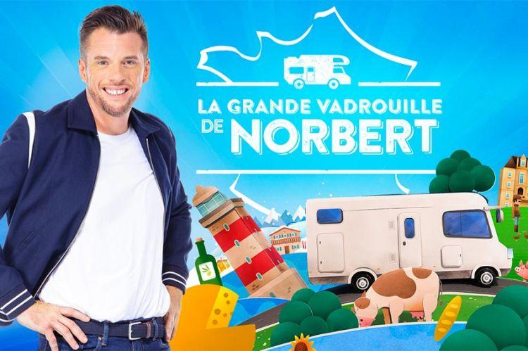 """""""La grande vadrouille de Norbert"""" chez les Bretons, samedi 29 février sur W9"""