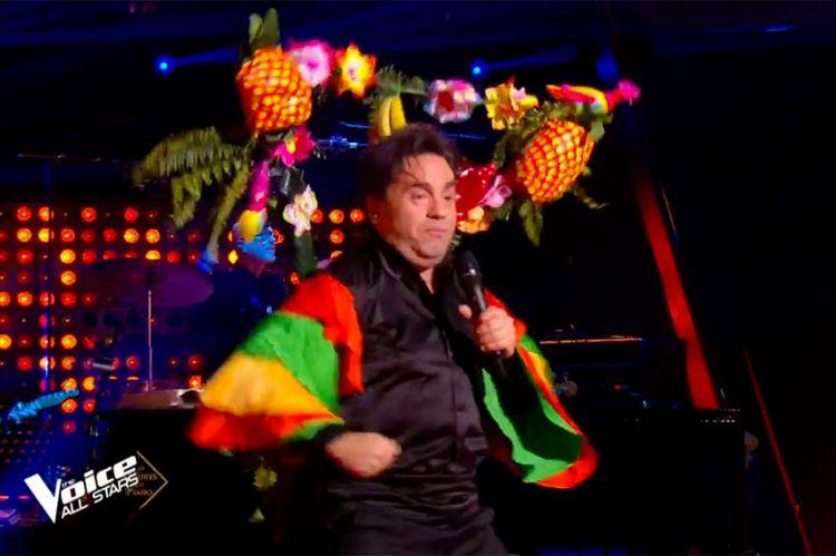 "Replay ""The Voice"" : Frédéric Longbois chante « Cho Ka Ka O » d'Annie Cordy (vidéo)"