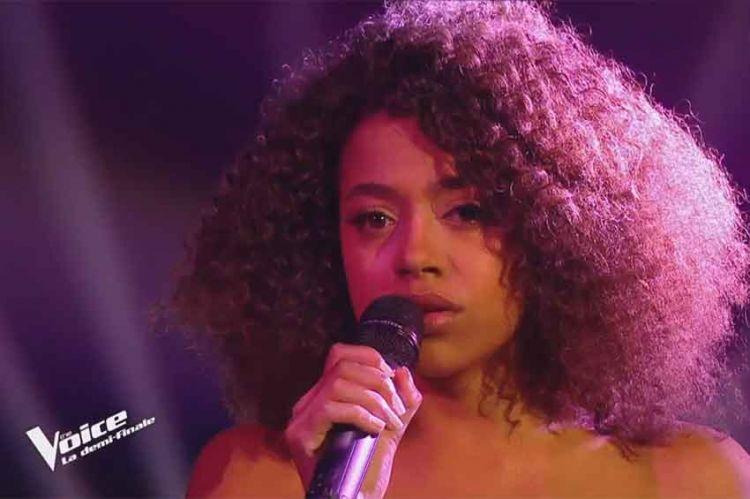 "Replay ""The Voice"" : Whitney chante « Make You Feel My Love » de Adele (vidéo)"