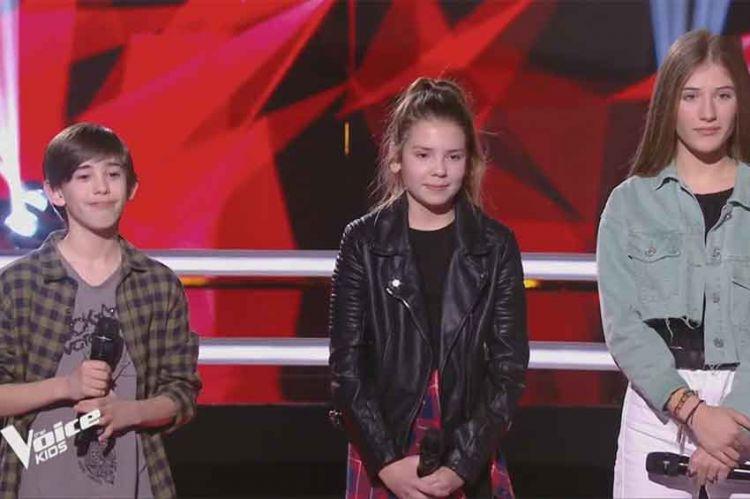"Replay ""The Voice Kids"" : Clara, Michel & Mila « Walk this way » d'Aerosmith (vidéo)"