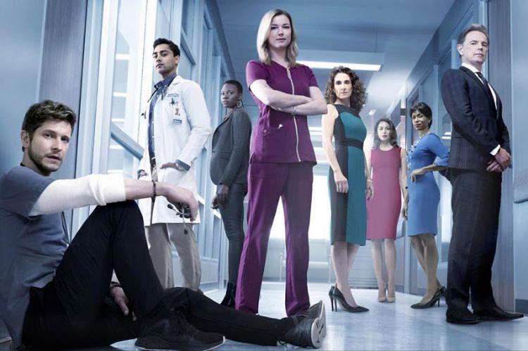 """La série """"The Resident"""" diffusée sur TF1 à partir du mercredi 22 avril"""