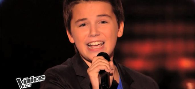 "Replay ""The Voice Kids"" : Nicolas interprète « Love Me Again » de John Newman (vidéo)"