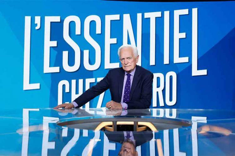 """""""L'essentiel chez Labro"""" dimanche 9 mai sur C8 : les invités de Philippe Labro"""